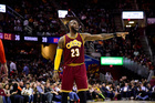 LeBron questionable against Bulls due to illness