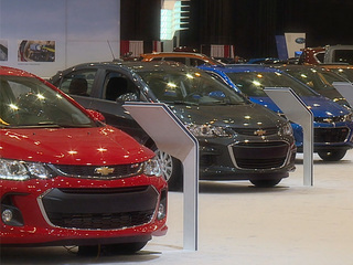Teen driver technology on display at Auto Show