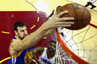Cavs officially sign Andrew Bogut