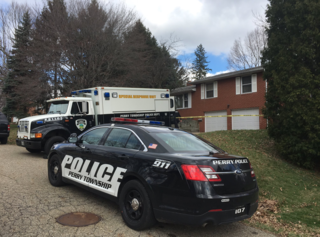 Two found dead in Perry Township home