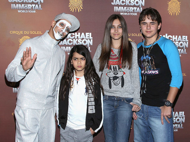 Michael Jackson's son opens up about his father in rare interview