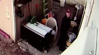 Police use GPS device to catch serial burglar
