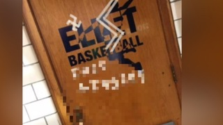 5 to be disciplined for racist message at school
