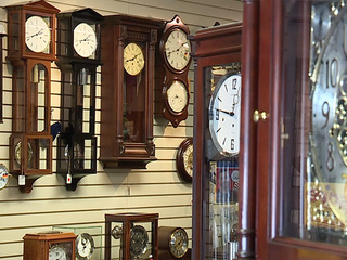 Sunday at 2 a.m. marks the DST change of clocks