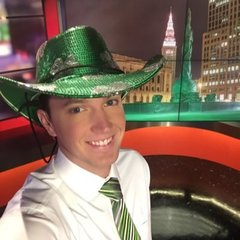 News 5 Cleveland goes green for St. Paddy's Day