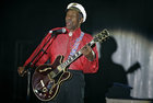 Chuck Berry's final album coming in June
