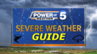 SEVERE WEATHER GUIDE: Staying safe this Spring