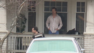 PHOTOS: Matthew McConaughey films movie in NEO