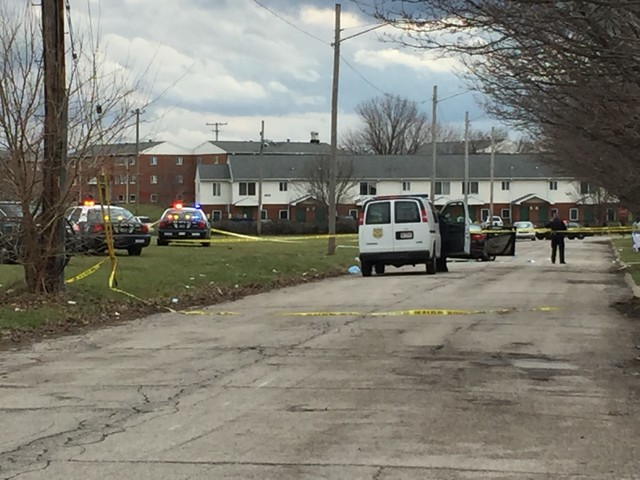 2 dead after shooting on Cleveland's east side