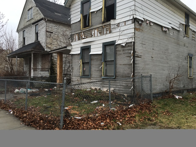 CLE to spend -5M to tear down abandoned homes