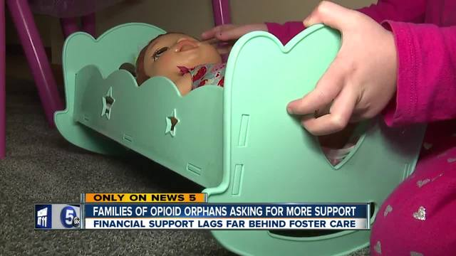 Grandparents of opioid orphans asking for help