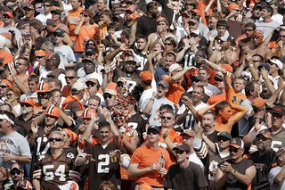 Browns to host draft tailgate in Municipal Lot