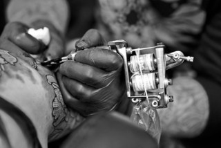 Study: Being an Ohio tattoo artist is a pain
