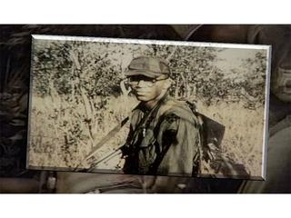 Recalling experiences of the Vietnam War