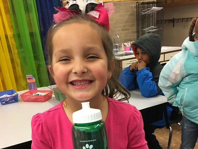 Nordonia kindergartner lost one of her legs