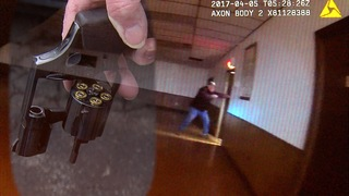 VIDEO: Vet shoots at crook in American Legion