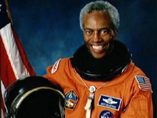 Guion Bluford was 1st African American in space