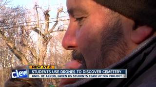 U of A, Green HS students study ancient cemetery
