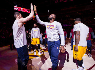 LeBron believes Cavaliers can repeat