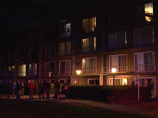 Fire overnight at Cuyahoga Falls apartment