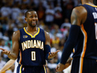 PHOTOS: Cavs give Pacers grief in Game 2