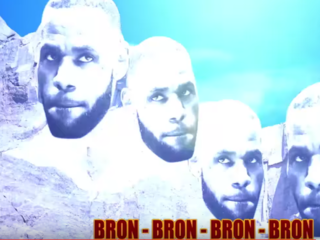 SisQó has turned 'Thong Song' into 'LeBron Song'
