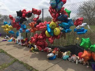 PHOTOS: Memorial for Robert Godwin Sr.