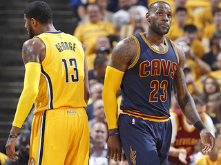 Cavs come from 26 down to beat Pacers