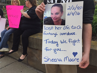 Summit Co. mother fighting back against fentanyl