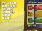 Fighting CMSD's alarming suicide rate