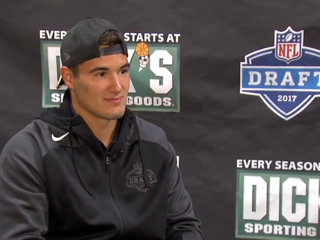 NFL prospect Trubisky is the pride of Mentor