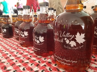 SWEET: Geauga County Maple Festival is here