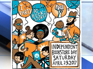 5 things about books and Indie Bookstore Day