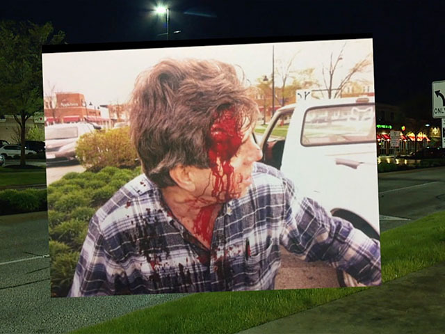 Man who was beaten and nearly carjacked following a road rage incident…
