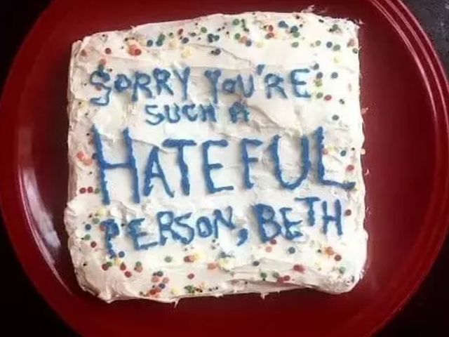 Have your troll cake and take sweet revenge on your social media haters- too