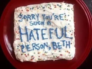 Social media haters? Let them eat troll cake