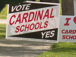 School levy passes for the first time since 1992
