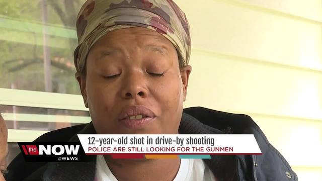 12-year-old shot while riding bike recovering; police looking for suspects