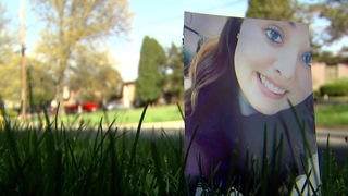 Years of clues predicted young mother's murder