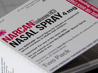 Akron mom teaches how to administer Narcan
