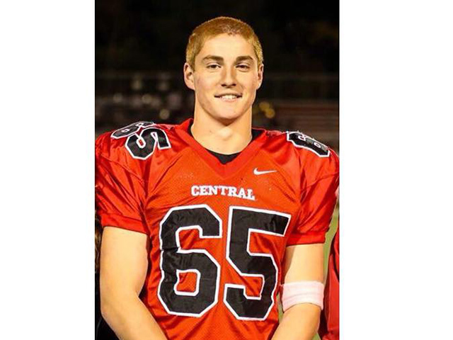 18 frat members, frat, charged in Penn State student's death