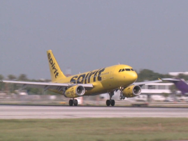 Outraged Passengers Brawl After Spirit Airlines Cancels Flights