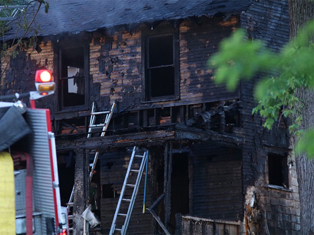 Family says 2 adults, 5 children died in fire