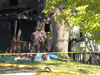 Victims in Akron fire died from smoke inhalation
