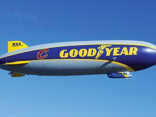 Cavs to wear Goodyear logo on jerseys
