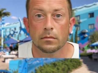 Local man accused of drunken tirade at Disney