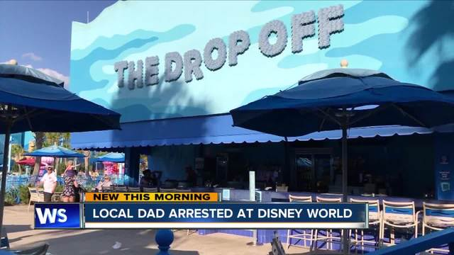 Father accused of drunken tirade, letting child get sunburned at Disney