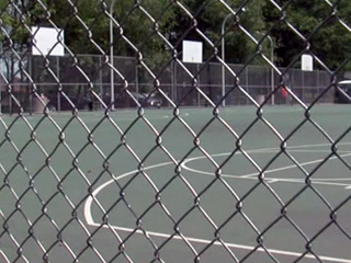 Basketball court at park closed after fight