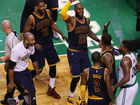 Say what? LeBron James is NOT an MVP finalist