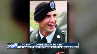 Fallen Army soldier honored at CrossFit, 5k